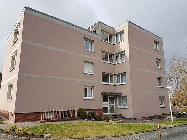 Referenzen Haus Fassade Stuckateuer Rainer Lensing